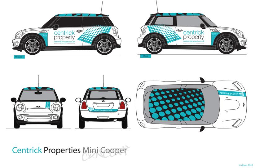 Centrick Property Mini Graphics