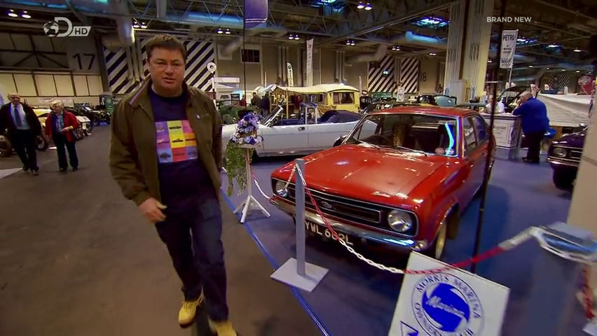 TV's Mike Brewer