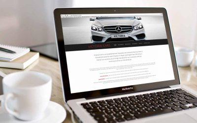 Victoria Taxis website