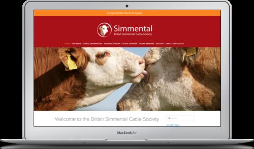 British Simmental Cattle Society